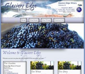 Glaciers Edge Winery & Vineyard